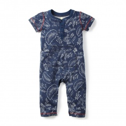 Mowgli's Jungle Romper for Baby Boys | Tea Collection