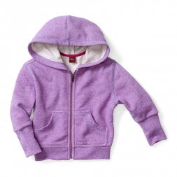 Charita Zip Hoodie for Girls | Tea Collection