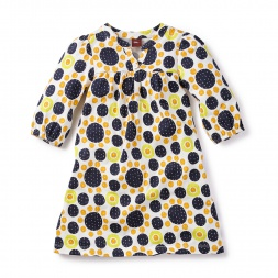 Geeti Mini Dress for Girls | Tea Collection