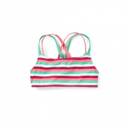 Kapu Beach Bikini Top for Girls | Tea Collection