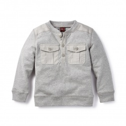Himalayan Henley Popover