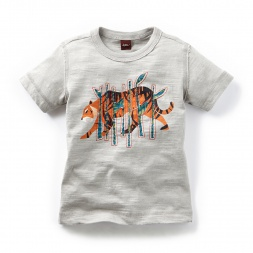 Shere Khan Graphic Tee Shirt for Boys | Tea Collection