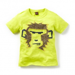 Bandar-log Graphic Tee Shirt for Little Boys | Tea Collection