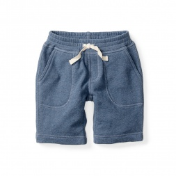 Heathered Sport Shorts for Boys | Tea Collection