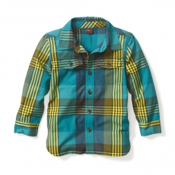 Karnataka Plaid Shirt for Boys | Tea Collection