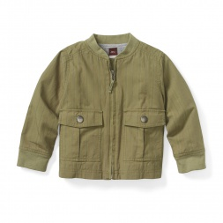 Kabir Bomber Jacket for Boys | Tea Collection