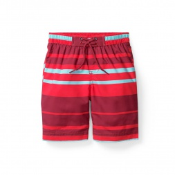Swell Stripe Board Shorts for Little Boys | Tea Collection