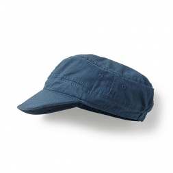 Little Boys Navy Ripstop Cadet Cap | Tea Collection