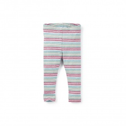 Little City Stripe Baby Pants for Girls | Tea Collection