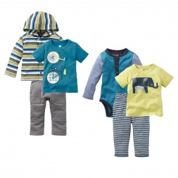 Patchwork Elephant Set