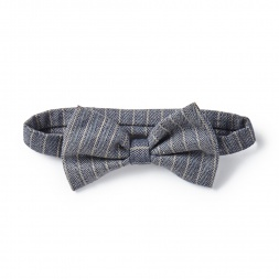 Rhyla Stripe Bowtie | Tea Collection
