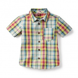 Mohan Plaid Shirt