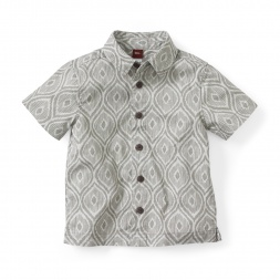 Amer Fort Ikat Shirt | Tea Collection