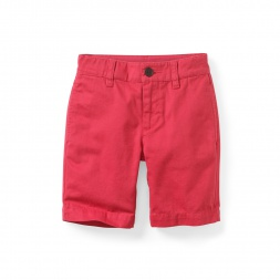 Tough Twill Shorts | Tea Collection