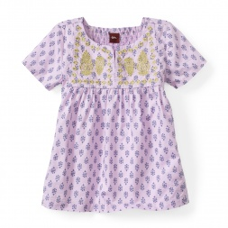 Shining Siya Embroidered Top