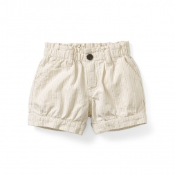 Striped Bubble Shorts | Tea Collection