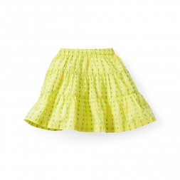 Karuli Tiered Skirt | Tea Collection