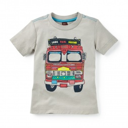 Loud Lorry Graphic Tee | Tea Collection
