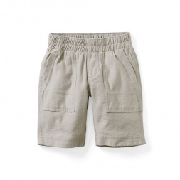 Knit Playwear Shorts | Tea Collection