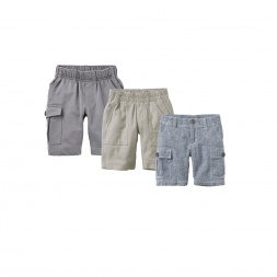 Shorts for Days Set | Tea Collection
