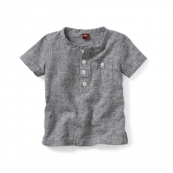 Sindh Chambray Shirt | Tea Collection