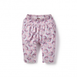 Paisley Palace Baby Harem Pants | Tea Collection