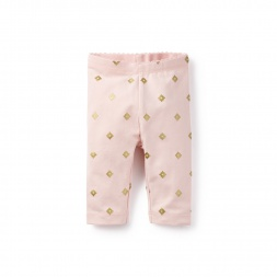 Zuha Capri Baby Leggings | Tea Collection