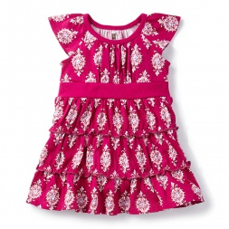 Amer Palace Baby Twirl Dress | Tea Collection