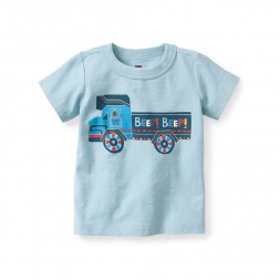 Little Lorry Graphic Tee | Tea Collection
