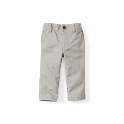 Slim Baby Chinos | Tea Collection