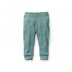 Cuffed Newborn Pants | Tea Collection