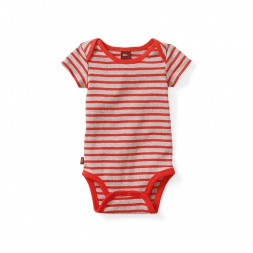 Indus Stripe Bodysuit | Tea Collection
