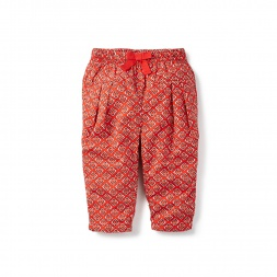 Diya Baby Harem Pants for Baby Girls | Tea Collection