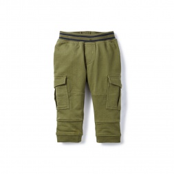 Boy Baby Cargo Pants | Tea Collection