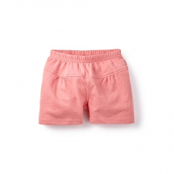 French Terry Play Shorts for Girls | Tea Collection