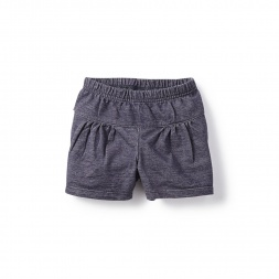 Denim Look Play Shorts for Girls | Tea Collection
