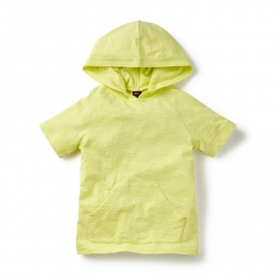 Yellow Tapan Happy Hoodie for Boys | Tea Collection