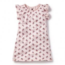 Summer Harshitha Nightgown for Girls | Tea Collection