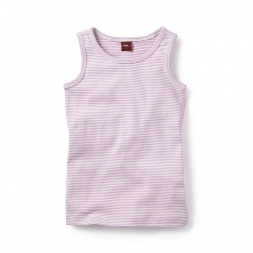 Nikki Mini Stripe Tank Top for Girls | Tea Collection