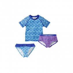 Firoza Swim Set for Girls | Tea Collection