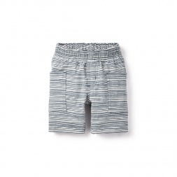 Gray Alwars Surf Shorts for Baby Boys | Tea Collection