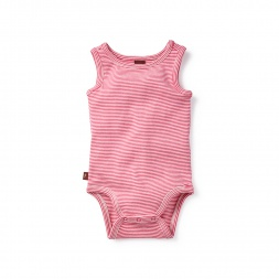 Nikki Mini Stripe Bodysuit | Tea Collection