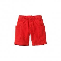 Easy Cargo Shorts | Tea Collection