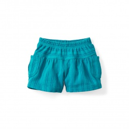 Yuvati Cargo Shorts | Tea Collection