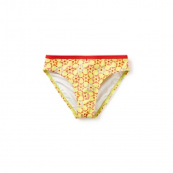 Orange Rashmi Bikini Bottom for Girls | Tea Collection