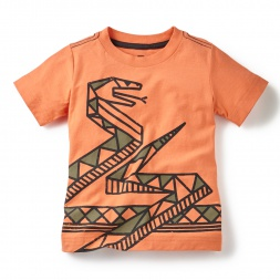 Sampa Graphic Tee Shirt for Boys | Tea Collection