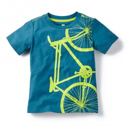 Ba'ika Graphic Tee for Boys | Tea Collection