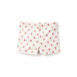 Aditi Somersault Shorts for Little Girls | Tea Collection