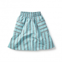 Sohana Pocket Skirt for Little Girls | Tea Collection