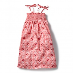 Jameerah Smocked Sundress for Little Girls | Tea Collection
